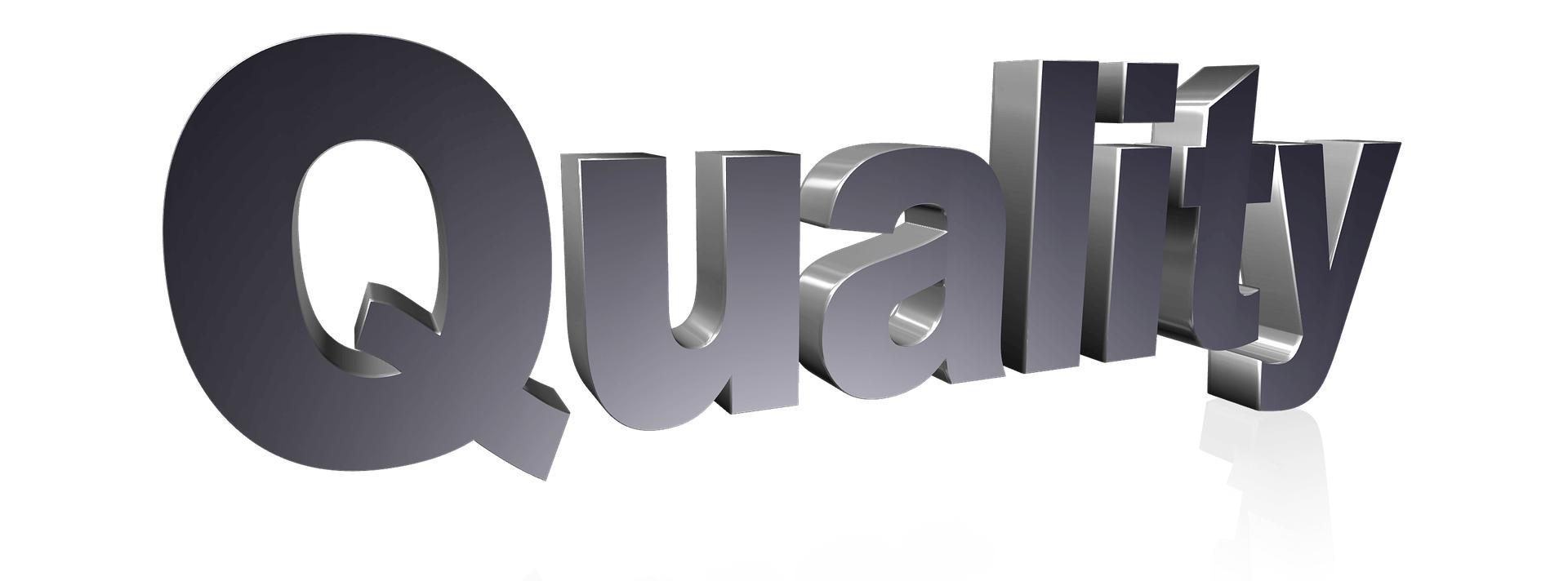 LSI Keywords - Qualität